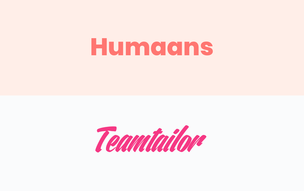 New in Humaans: Teamtailor ATS integration